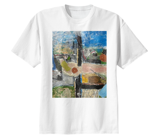 shop fathers day 2018 placed cotton t shirt by avery sage print
