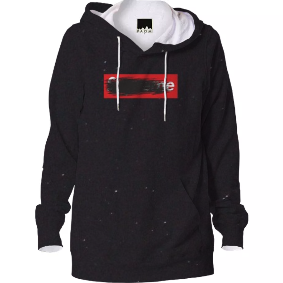 6e1864a6c669 ... Size US L EU 52-54 3 ... Shop Supreme Scratched Box Logo Hoodie Hoodie  by amriel Print All Over Me