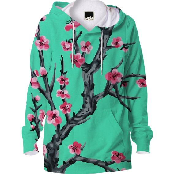 shop arizona green tea sweatshirt hoodie by damnegrete print all