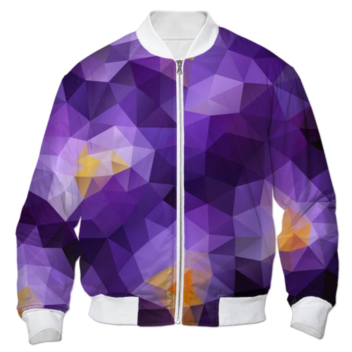Bomber jacket purple – New Fashion Photo Blog