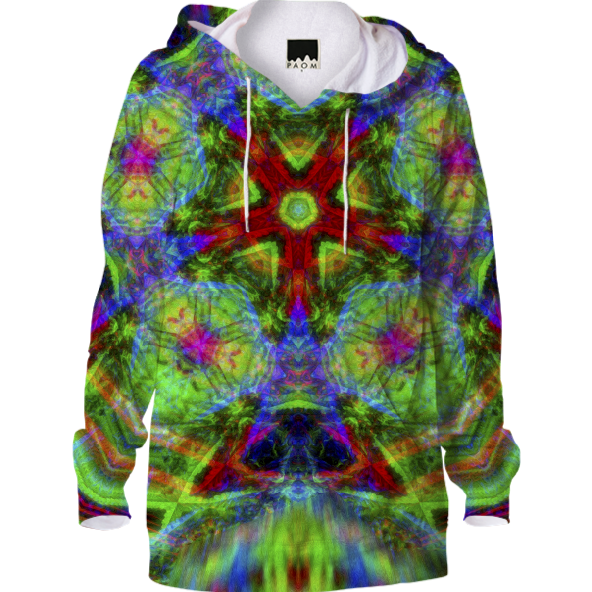 Psychedelic hoodies
