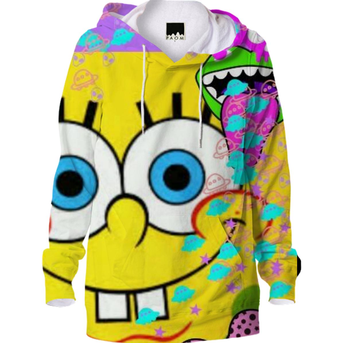 Spongebob hoodie