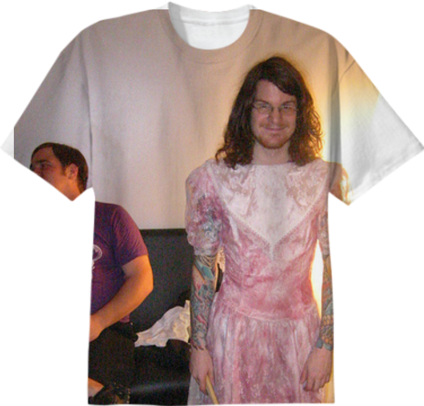All Over Print Andy Hurley Print All Over Me