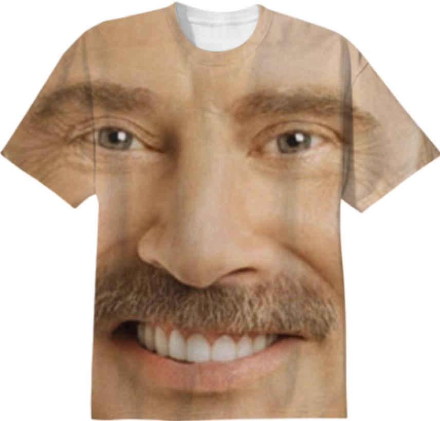 Shop Dr Phil Cotton T-shirt by tkaymedia